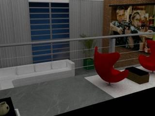 LOFT Salas de estar modernas por STUDIO SPECIALE - ARQUITETURA & INTERIORES Moderno