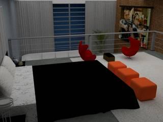 LOFT Salas de jantar modernas por STUDIO SPECIALE - ARQUITETURA & INTERIORES Moderno