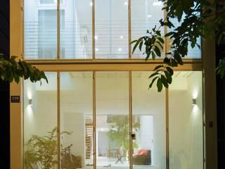 Modern houses by Công ty trách nhiệm hữu hạn ANP Modern