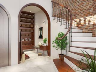 Topia Garden Villa:   by Công ty trách nhiệm hữu hạn ANP
