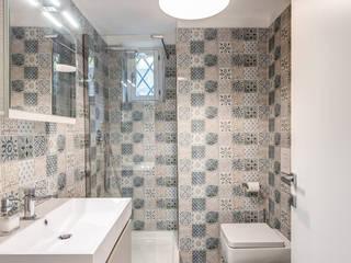 ห้องน้ำ by Studio Guerra Sas