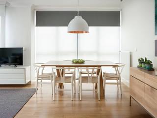 Comedores de estilo moderno de Estibaliz Martín Interiorismo Moderno