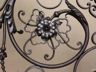 classic  by Villi Zanini - Wrought Iron Art, Classic