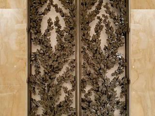 Classic style corridor, hallway and stairs by Villi Zanini - Wrought Iron Art Classic