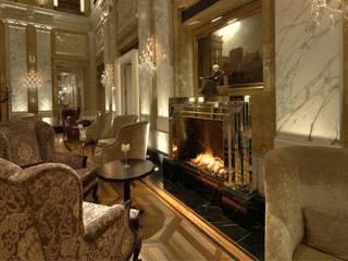 Sheraton Hotel - Muscat - Oman di Villi Zanini - Wrought Iron Art Classico