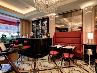 Brasserie Chavot Restaurant, Mayfair London di Villi Zanini - Wrought Iron Art Classico