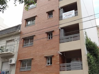 Edificio de viviendas Ugarte:  de estilo  por Grupo CN