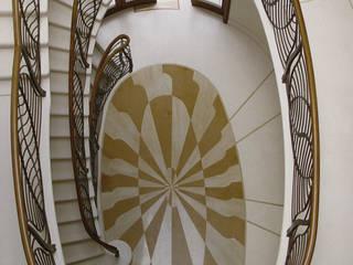 Private House, Hampsted - London U.K. Ingresso, Corridoio & Scale in stile eclettico di Villi Zanini - Wrought Iron Art Eclettico