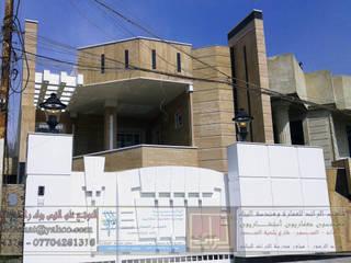 :   تنفيذ مكتب الرائد للعمارة وهندسة البناء