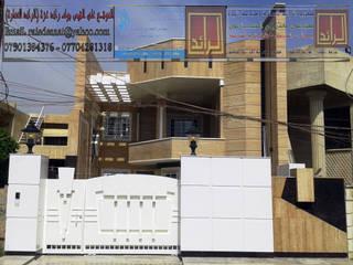 by مكتب الرائد للعمارة وهندسة البناء