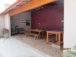 Lozí - Projeto e Obra Cocinas de estilo moderno Morado/Violeta