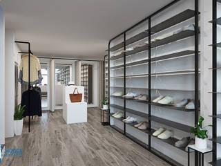 Shop thời trang:  Văn phòng & cửa hàng by T House Architects