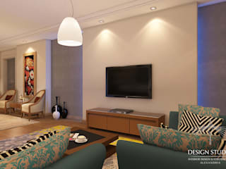 Modern Appartment من Design.Studio حداثي