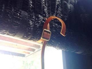 DIY ม่าน:   by ramรับออกแบบตกแต่งภายใน