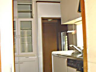 キッチンの家: 桑原建築設計室が手掛けたです。,