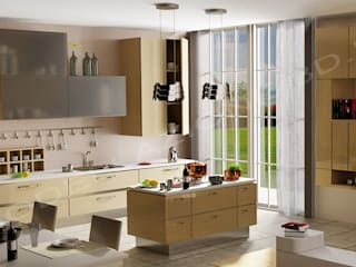 Alessandro Chessa Built-in kitchens