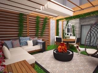 Kış Bahçesi Modern Kış Bahçesi homify Modern