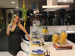 Gastronomie moderne par Lúcia Vale Interiores Moderne