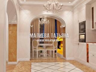 Кухня-столовоя:  в . Автор – Частный Дизайнер интерьеров Малиева Татьяна