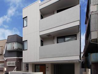 仲池上の家 モダンな 家 の OARK一級建築士事務所 モダン