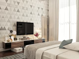 Bedroom Design by MO Designs