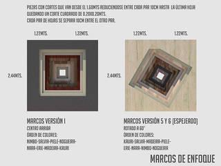 modern  by deFORMA estudio creativo, Modern