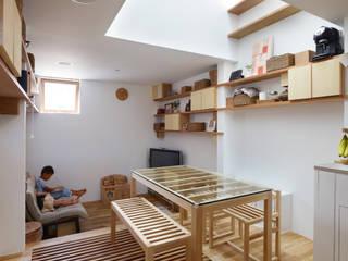 藤原・室 建築設計事務所 Modern Dining Room