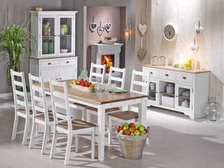 Fünf Ideen für Dein perfektes Esszimmer von Dänisches Bettenlager GmbH & Co. KG Landhaus
