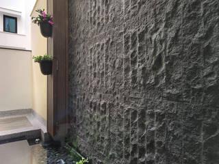 Jardin moderne par 楊允幀空間設計 Moderne