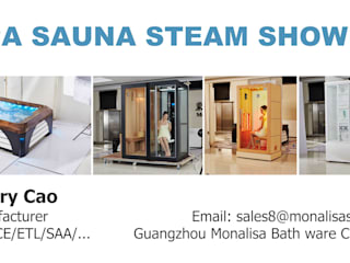 We Manufacturer Factory in Acrylic Swimming pools Bathtub Jacuzzi Saunas:   by SpaSaunaSteamShower