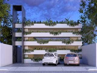CARCO Arquitectura y Construccion Terrace house