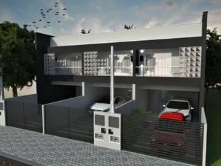 Multi-Family house by Ana Coutinho Arquitetura, Modern