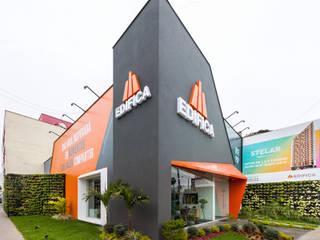 Pusat Eksibisi oleh SXL ARQUITECTOS, Modern