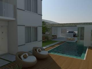 por Arquilego - Projetos Online - Arquiteto Virtual Moderno