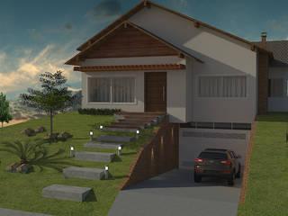 por Arquilego - Projetos Online - Arquiteto Virtual Campestre