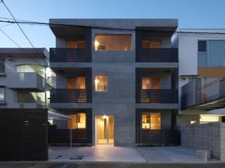 Terrace house by atelier m,