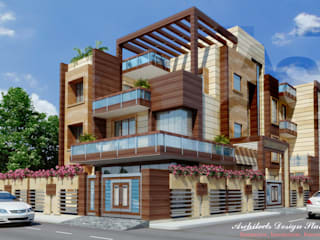 by Architects Design Studio Architects and Interior Designers in Delhi Сучасний