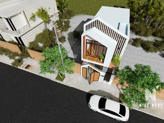 by Công Ty TNHH tư vấn thiết kế kiến trúc NiceNest