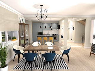 Дизайн проект интерьера дома.: Гостиная в . Автор – Екатерина Александрова