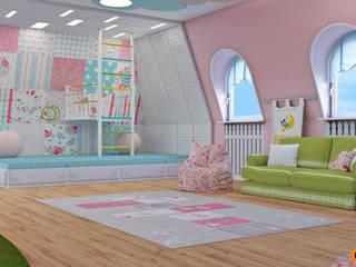 Artichok Design Girls Bedroom White