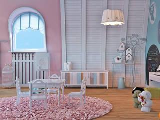 Artichok Design Girls Bedroom Pink