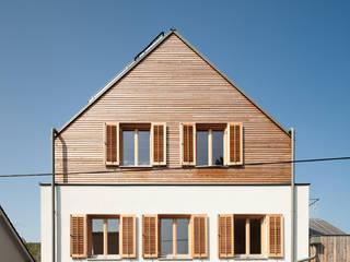 Haus W Moderne Häuser von illichmann-architecture Modern