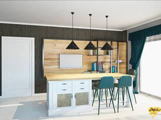 Kitchen units by Öykü İç Mimarlık, Modern
