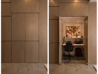 Martínez Arquitectura Minimalist living room