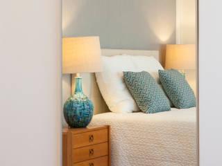 Traço Magenta - Design de Interiores BedroomAccessories & decoration Cotton Blue