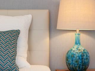 Apartamento c/ 1 quarto - Costa da Caparica, Almada:   por Traço Magenta - Design de Interiores