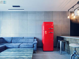 by SUMA Architektów Industrial