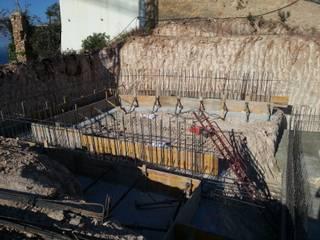 Construcción Chalet en Benidorm de Reformas Goverland Sur S.L. Moderno
