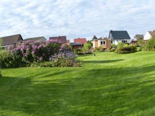 Hausgarten in Friedrichswalde  (Barnim):  Garten von Gartenarchitekturbüro Timm