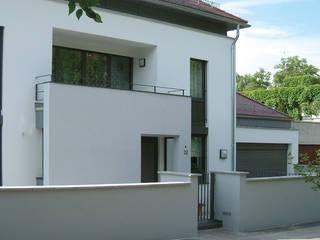 Einfamilienhaus W - 3 Geschosse Moderne Häuser von Seidel Architekten und Generalplaner GmbH Modern